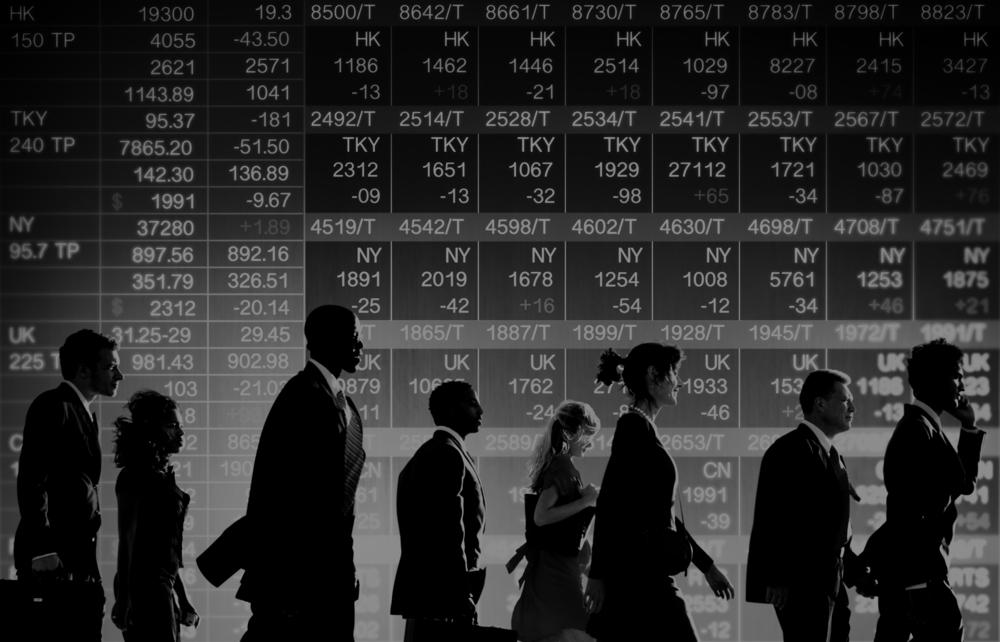aktiemarkedet