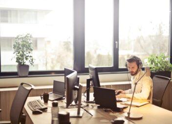 Sådan kan du indrette det perfekte kontor som investor