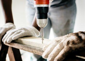 Sørg for at have værktøjet i orden