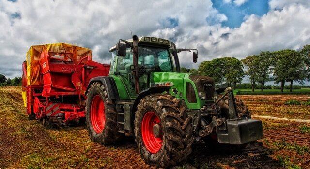 Traktor til den ambitiøse have-specialist