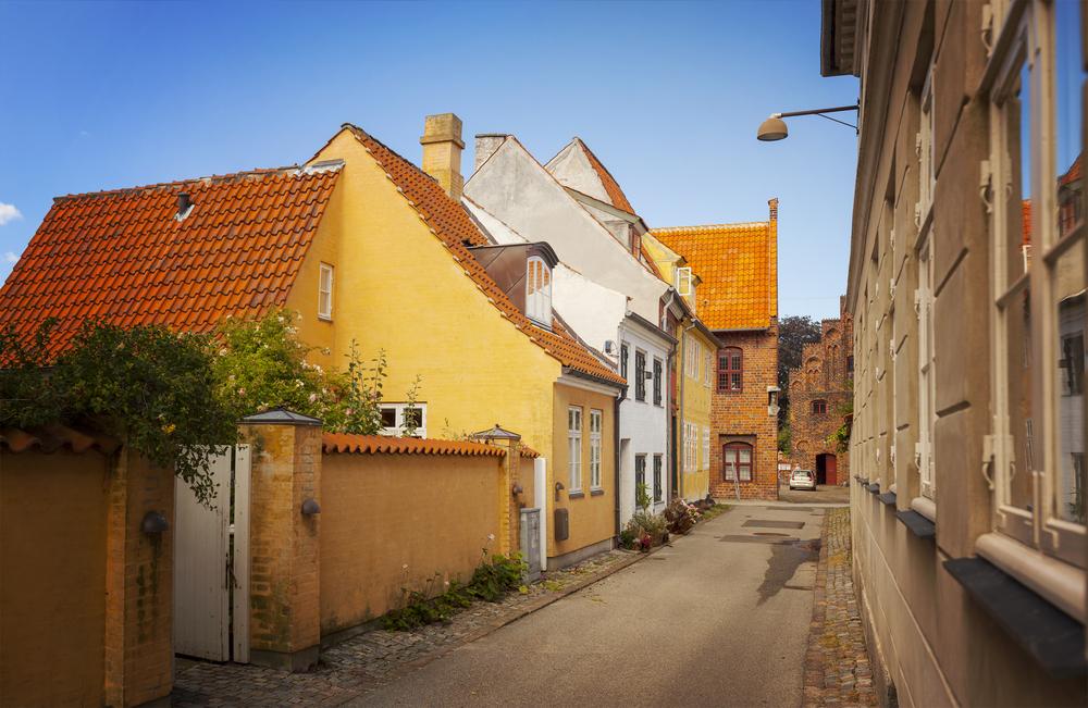 et dansk hus