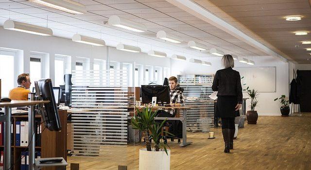 Åbne kontorlandskaber kan fremme innovationen