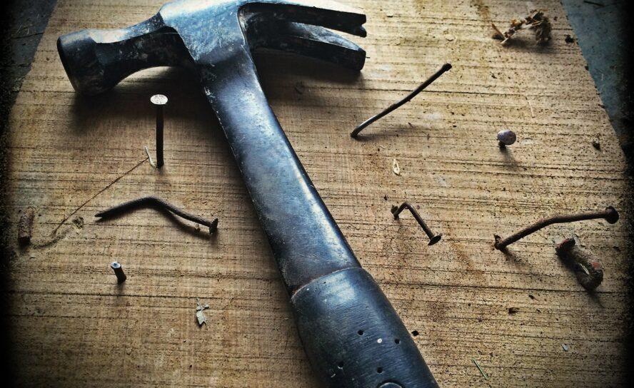 Har du kastet dig over et vildt projekt i hjemmet?