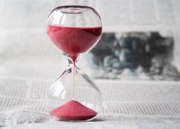 Invester i din egen tid, undgå unødvendige aktiviteter!