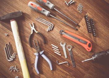 Handymandens vigtigste værktøj